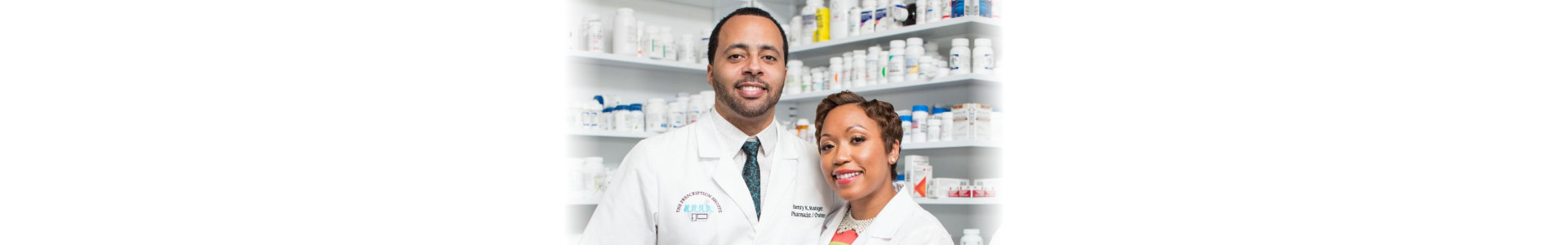 two pharmacist